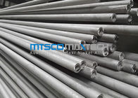 ASTM A790 Big Duplex Steel Pipe 6000mm Stainless Seamless Cold Rolled Pipe