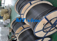 ASTM Stainless Steel Coiled Tubing Multi - Core Seamless Stainless Steel Pipe